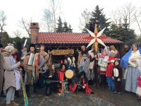 jaworzniccy kolędnicy ze wspólnoty betlejem