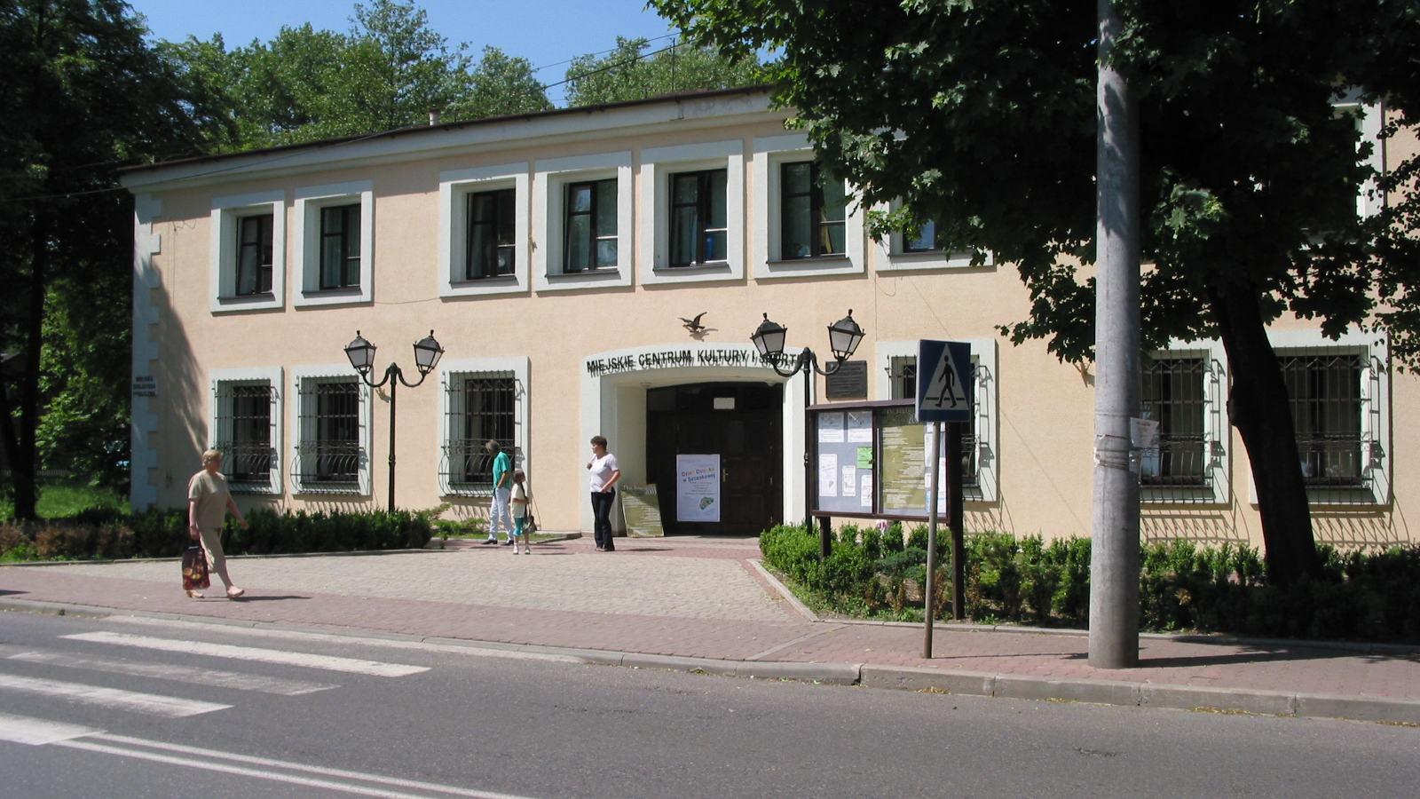Dom Kultury im. Zdzisława Krudzielskiego w Szczakowej