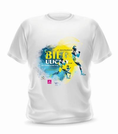 Międzynarodowy Bieg Uliczny - koszulka