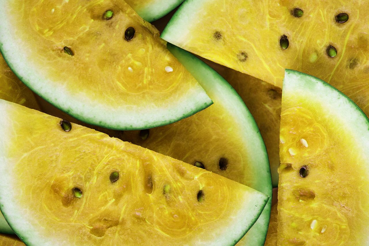 żółty-arbuz