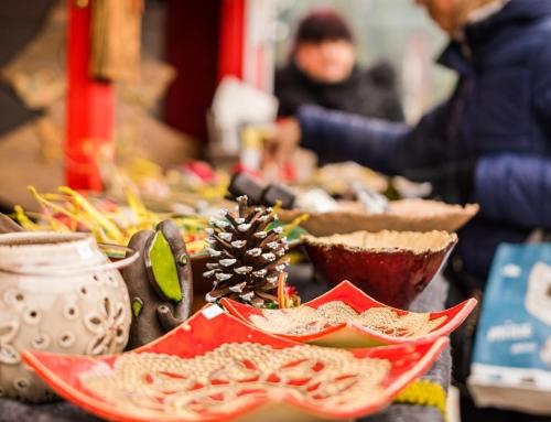 Jarmark Bożonarodzeniowy na Rynku