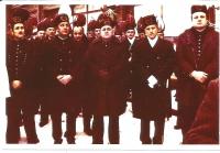 stanisław-czarnota-wśród-kolegów-górników