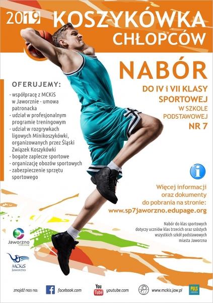 koszykówka chłopców_nabór_do_klas_sportowych