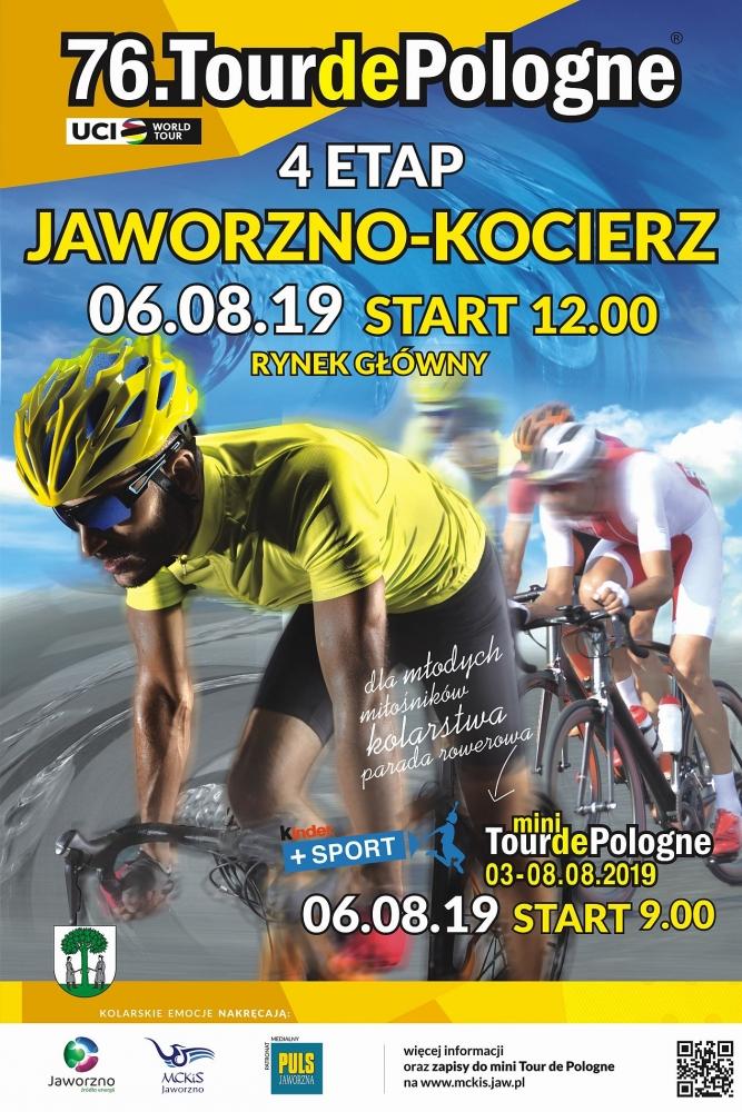 76.Tour de Pologne_plakat