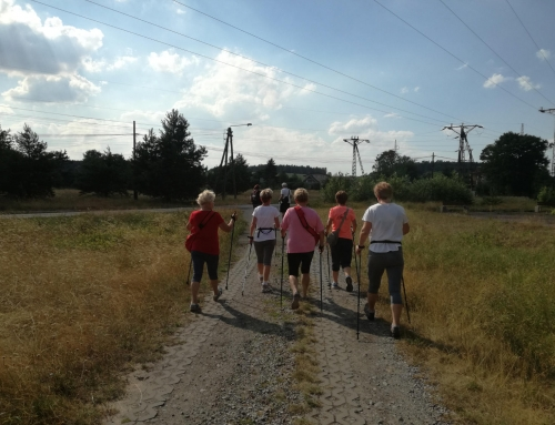 Maraton Nordic Walking