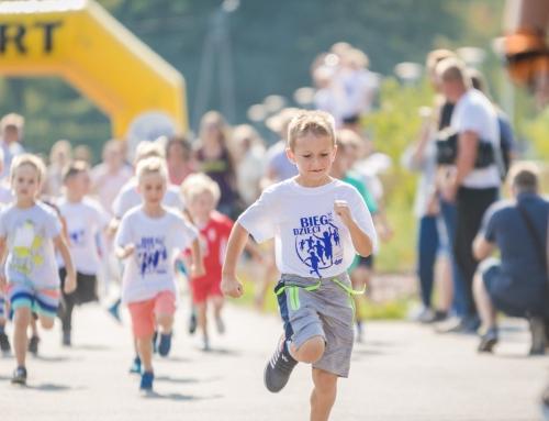 """""""Bieg dla Dzieci"""" – Festiwal Biegania dla Dzieci do lat 14"""