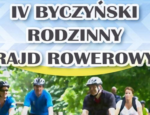 IV Byczyński Rodzinny Rajd Rowerowy