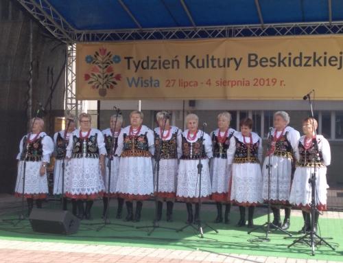 Ciężkowianki i Byczynianki na Tygodniu Kultury Beskidzkiej