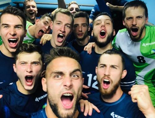 Udana inauguracja KRISPOL 1. Ligi w Jaworznie!