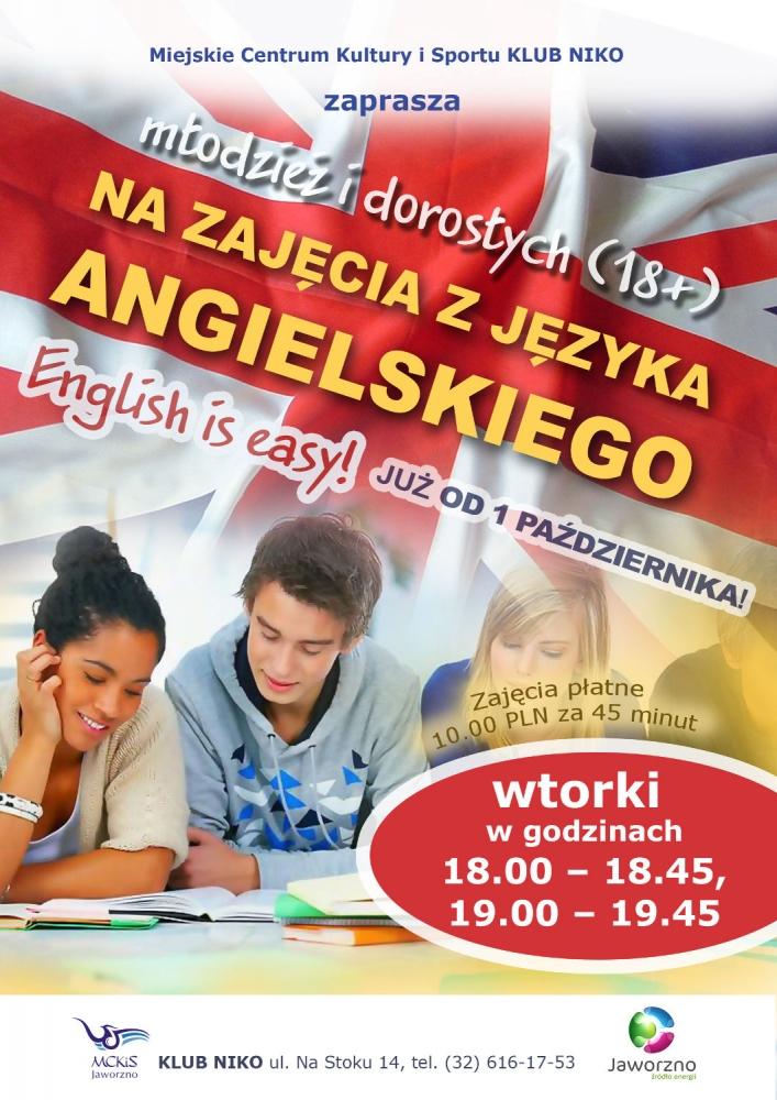 język-angielski-plakat