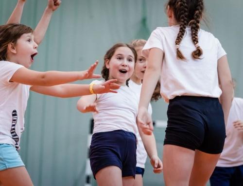 I etap zwodów sportowych dla dziewcząt za nami