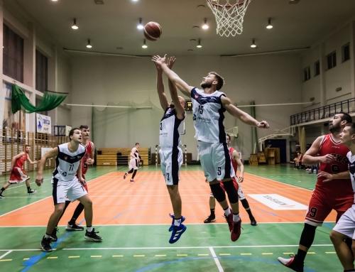 Przełamanie koszykarzy MCKiS
