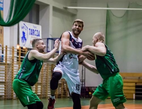 Koszykarze MCKiS na zwycięskiej fali