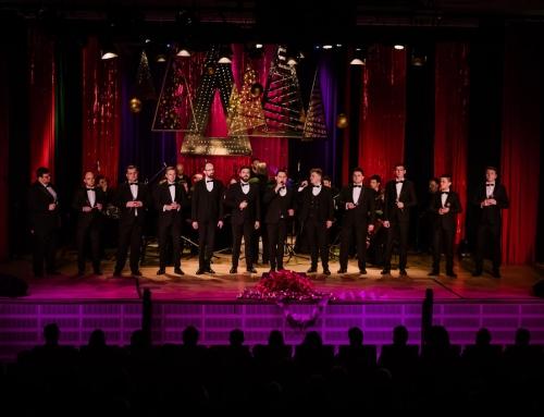 Dwunastu tenorów i piąty poziom oklasków!