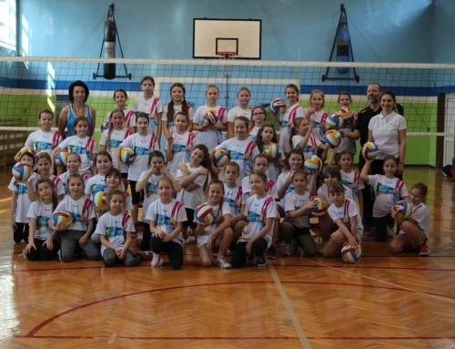 Dziewczęta lubią sport
