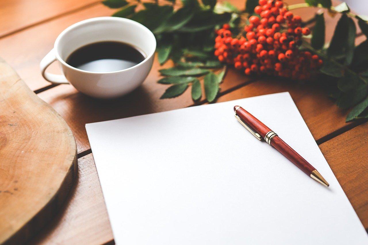 kartka-długopis