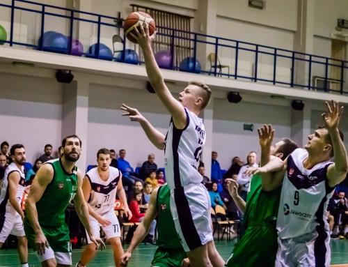 Koszykarze z Jarosławia znowu lepsi