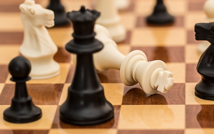 szachy-na-szachownicy