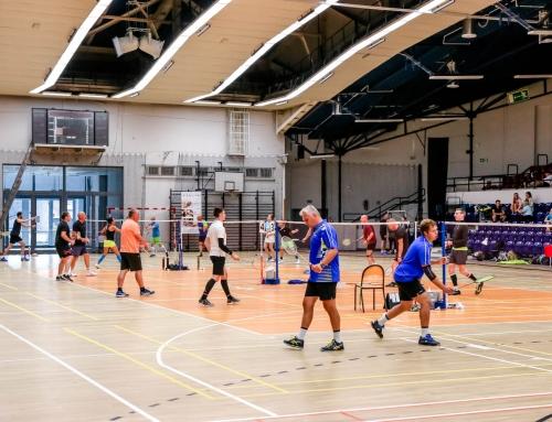 Badminton w mistrzowskim wydaniu