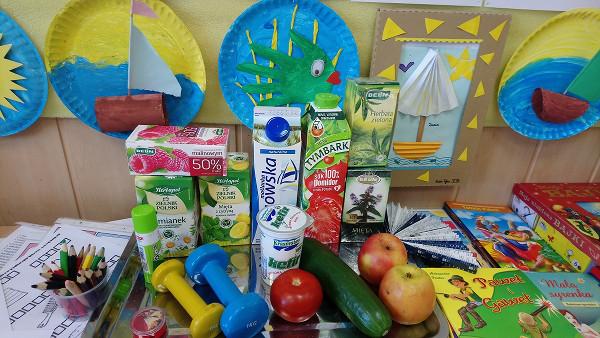 przykłady zdrowej żywności