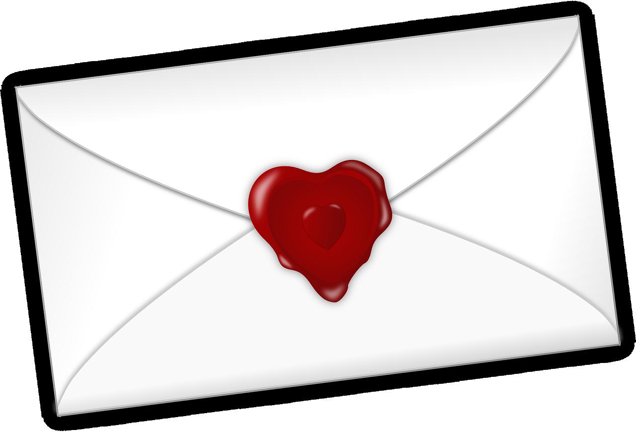 list-z-sercem
