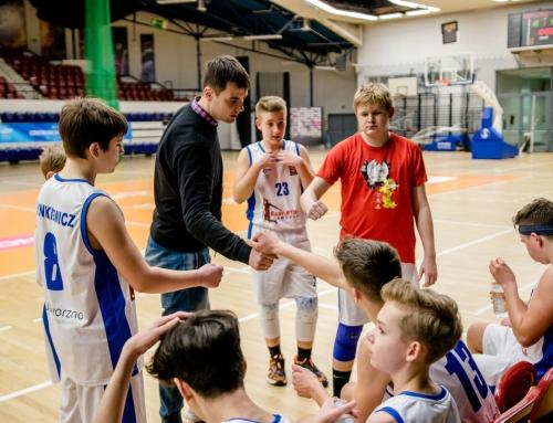 Koszykówka młodzieżowa