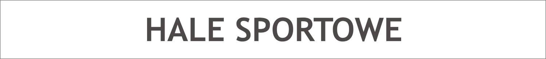 hale-sportowe