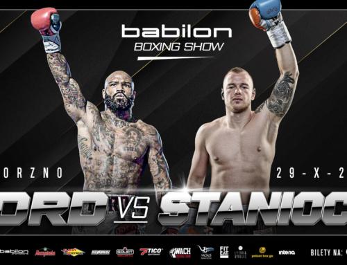 Gala Babilon Boxing Show już 29 października